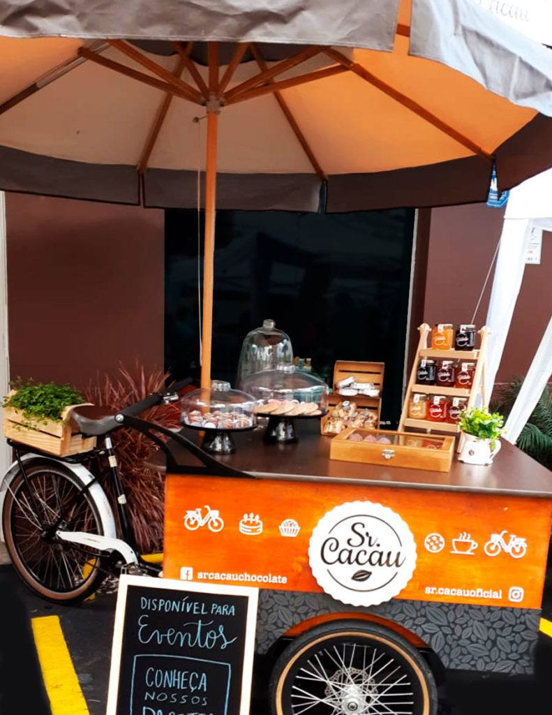Food Bike do Sr. Cacau